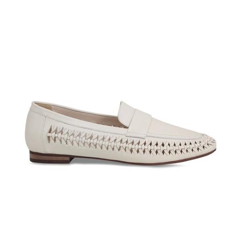 Lenna: White Leather