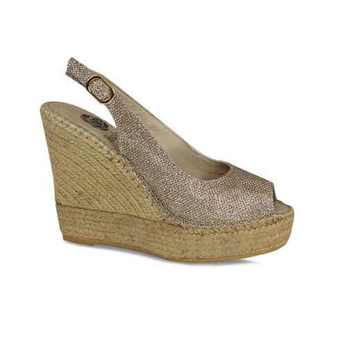 Camilla: Bronze Glitter