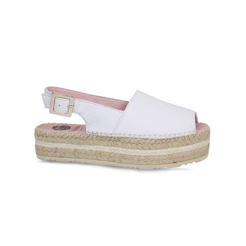 Nala: White Leather