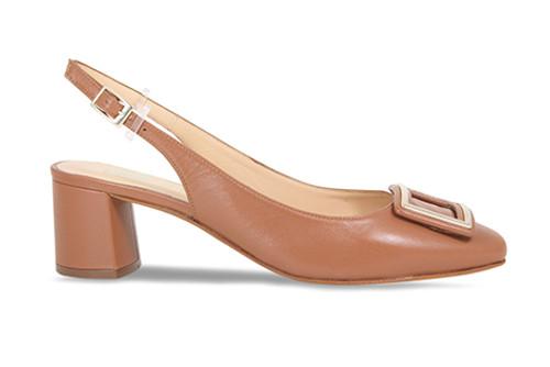 Rayne: Tan Leather