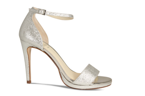 Edie: Silver Leather
