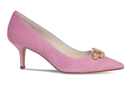 Jo-Jewel: Pink Suede
