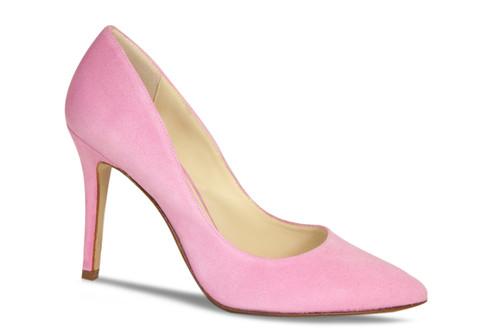 Cat: Pink Suede