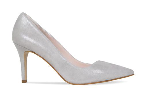 Marilyn: Pale Grey Shimmer