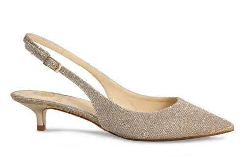Paloma: Taupe Glitter