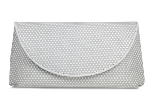 Cosmo: Grey & White Dotty