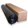 6 Mil Non-Reinforced Crawl Space Liner (black) - 12' X 100' Roll