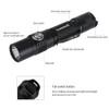 LumenX Professional USB Rechargeable Flashlight