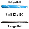 8 Mil Reinforced Crawl Space Liner (WB) Roll -Various sizes
