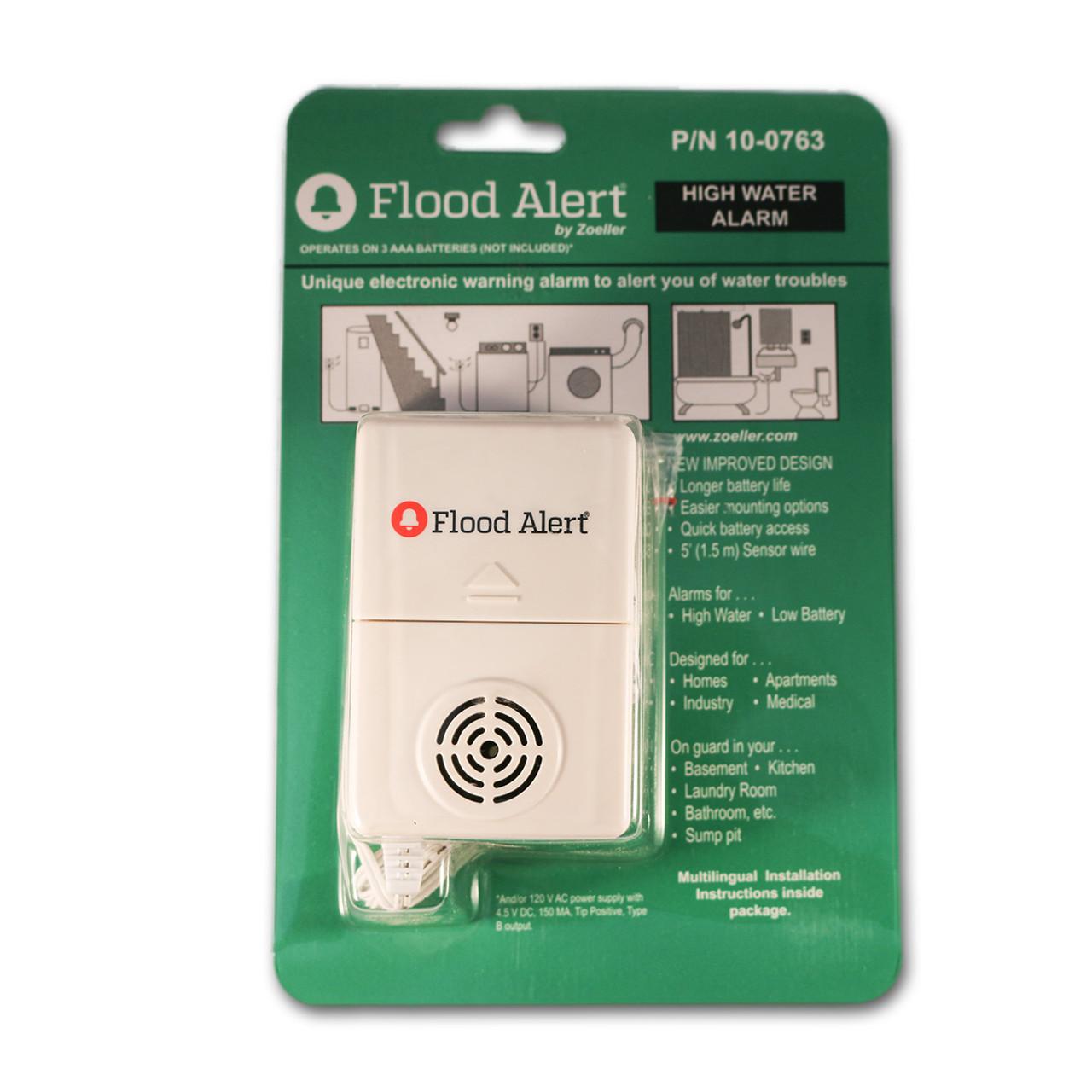 Zoeller High Water Alarm
