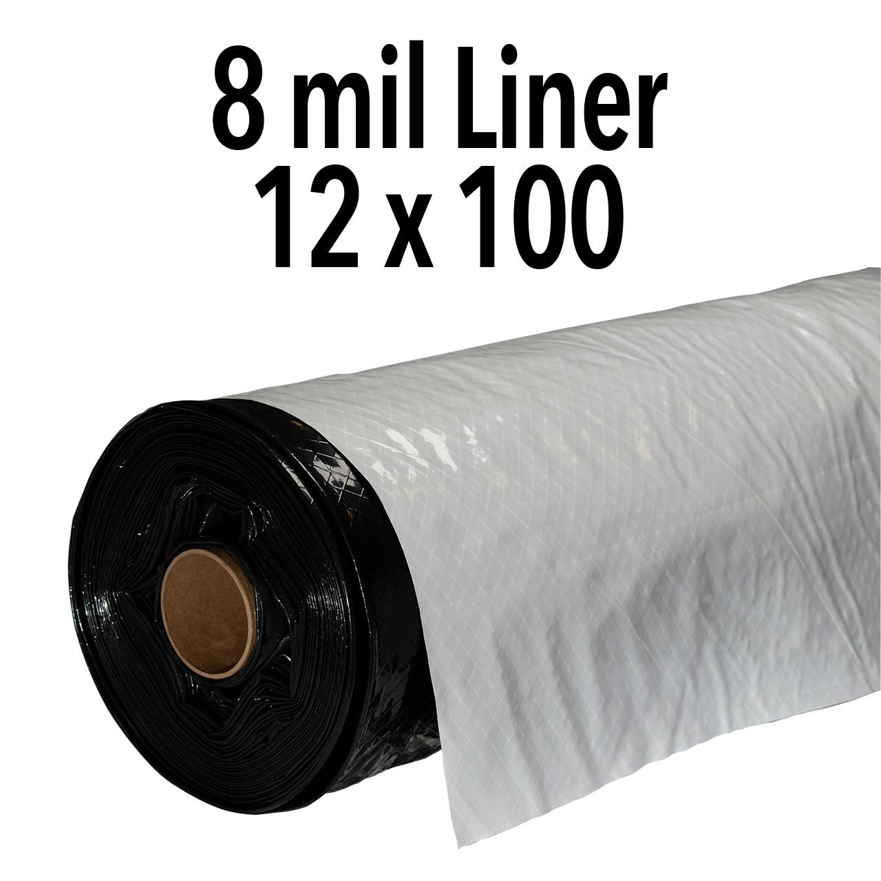 8 mil economy liner