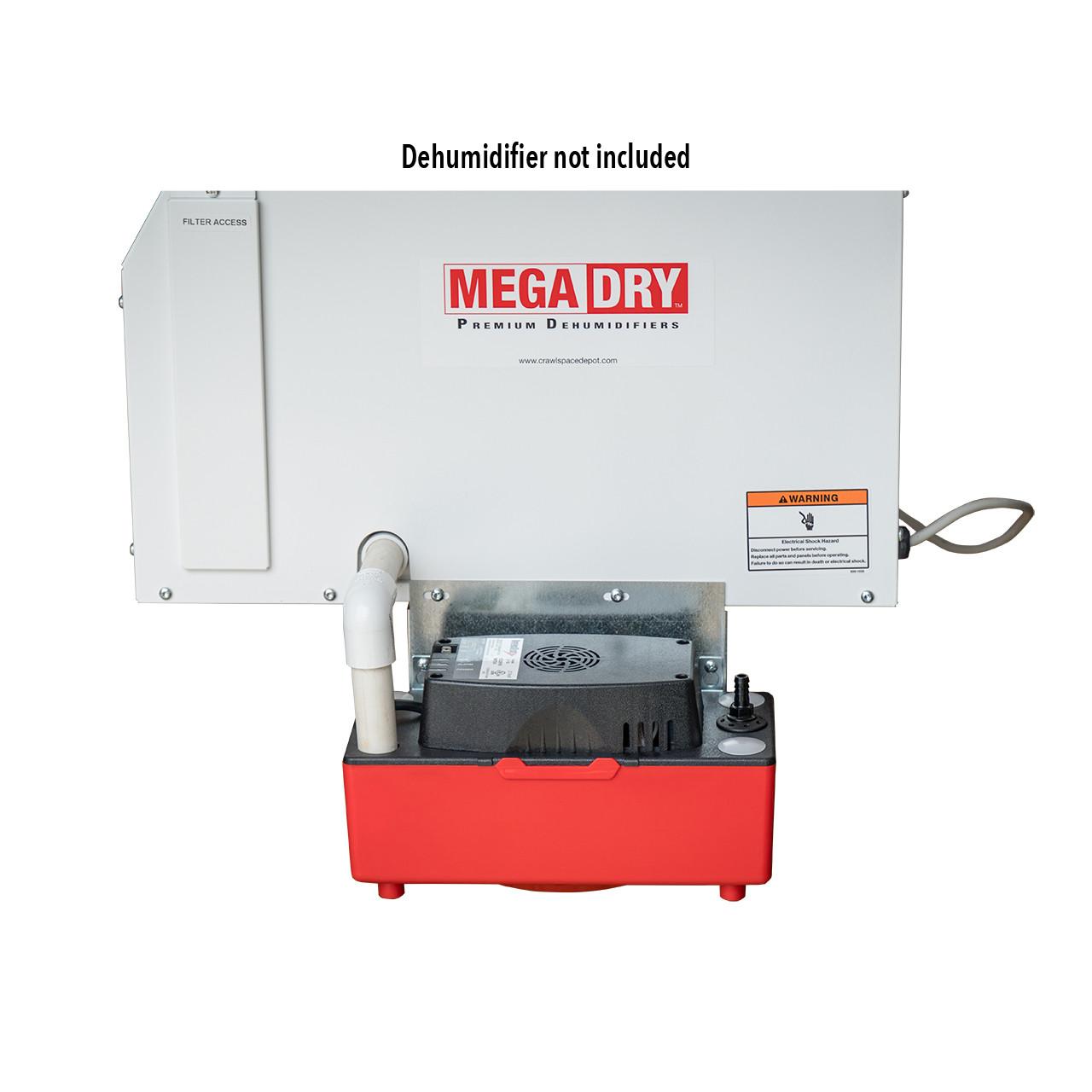 Mega-Dry Condensate Pump Kit