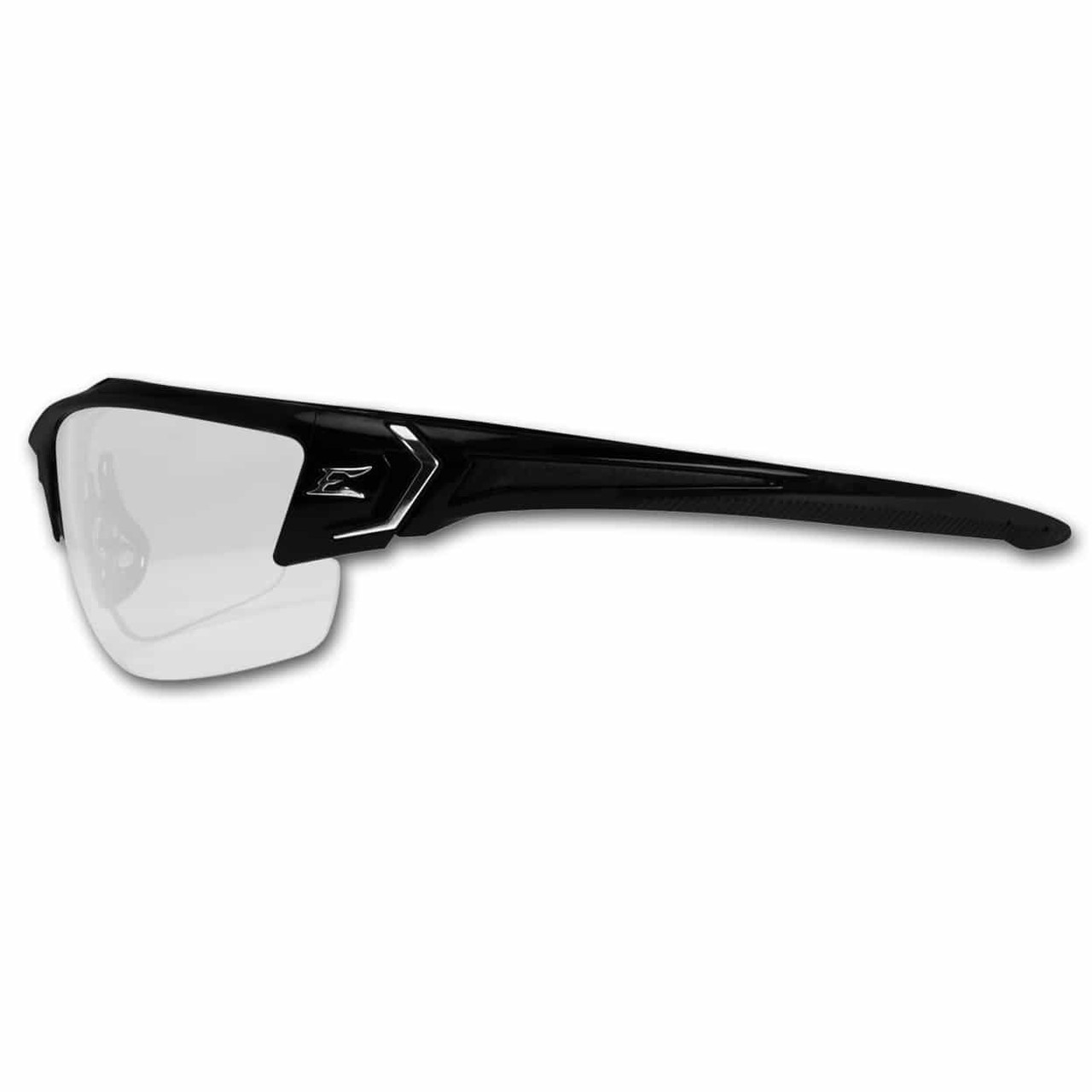 The Edge Khor G2 - Clear with Vapor Shield Safety Glasses