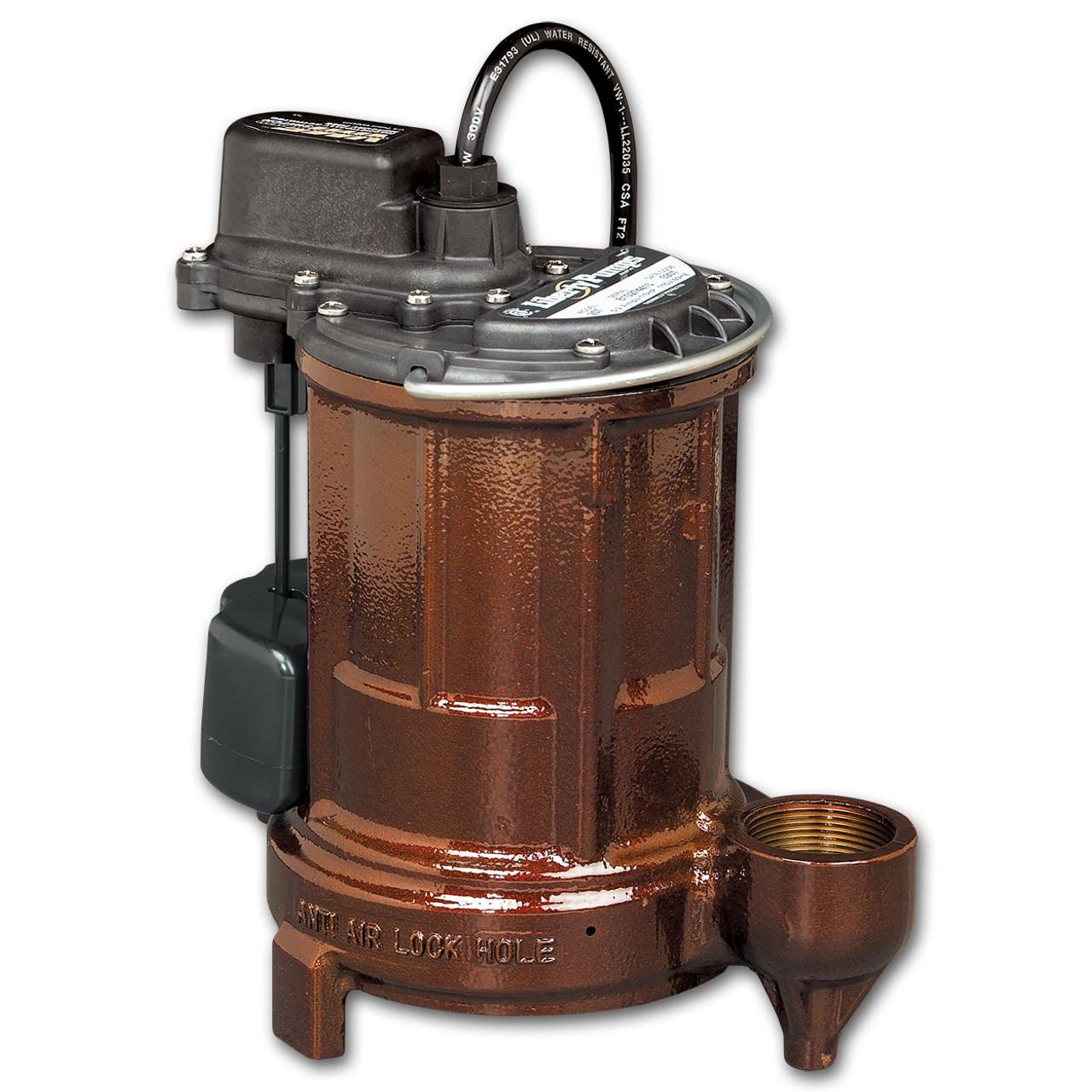 Liberty Pumps Model 257 Sump Pump