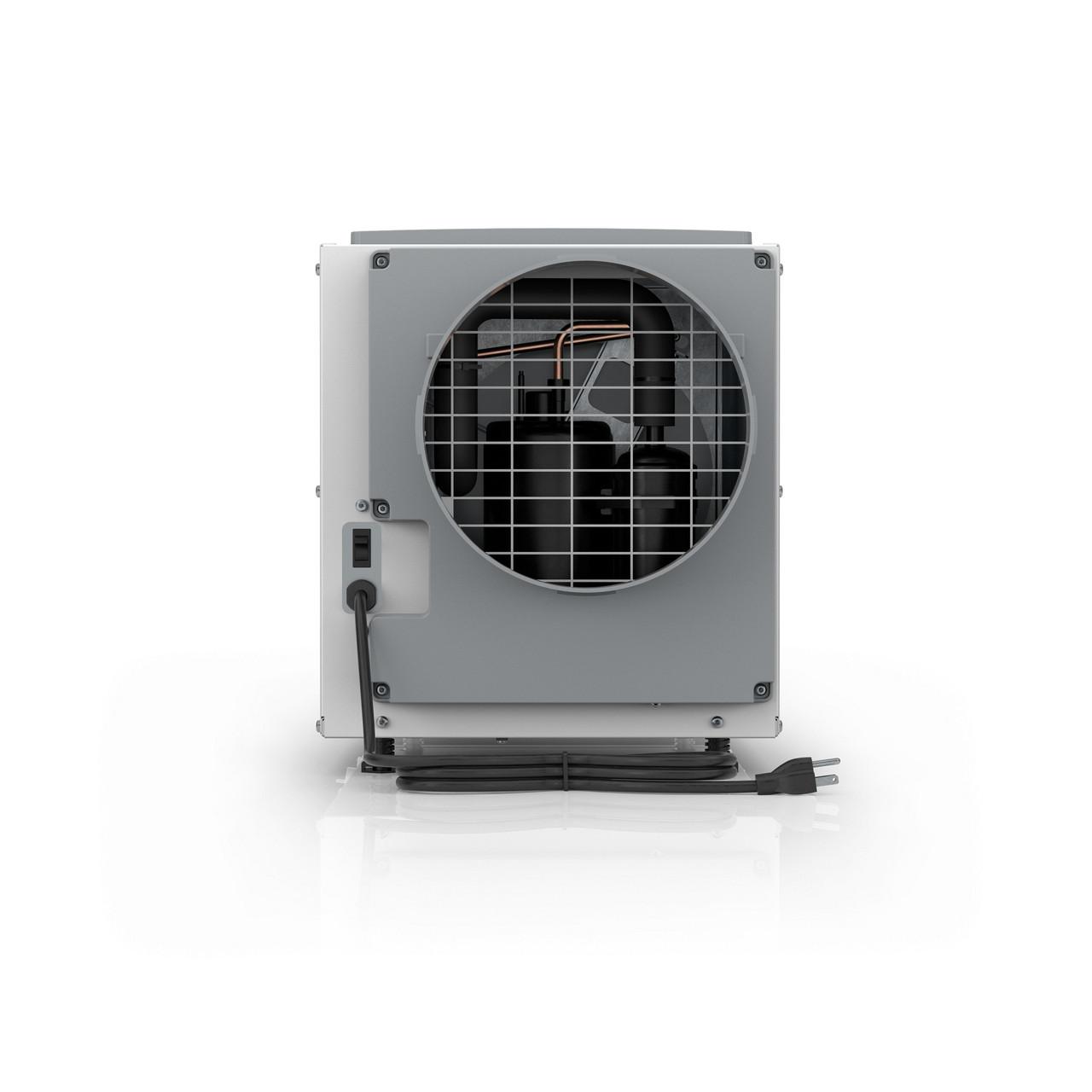 Aprilaire Model E100 Dehumidifier Supply View
