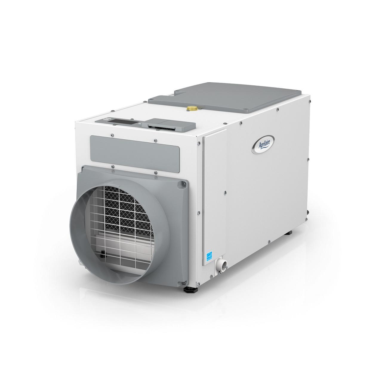 Aprilaire Model E100 Dehumidifier Profile