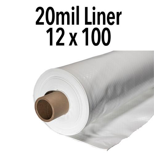 20 mil Reinforced Crawl Space Liner