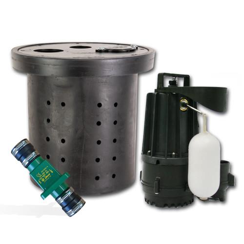 Sump Pump Package