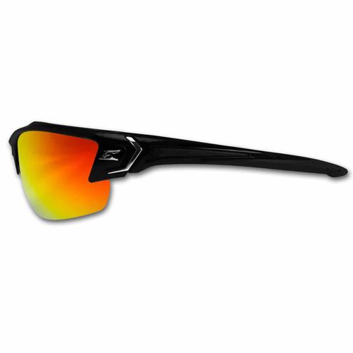 The Edge Khor G2 - Aqua Precision Red Safety Glasses