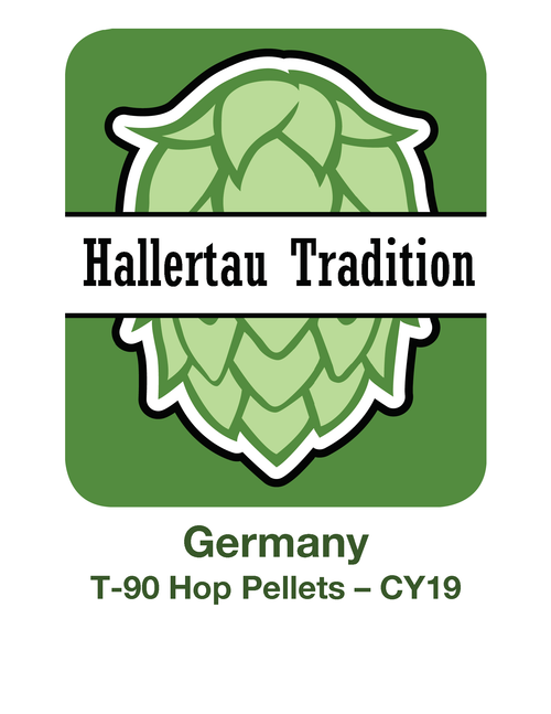 2019 Hallertau Tradition GR T-90 Pellets