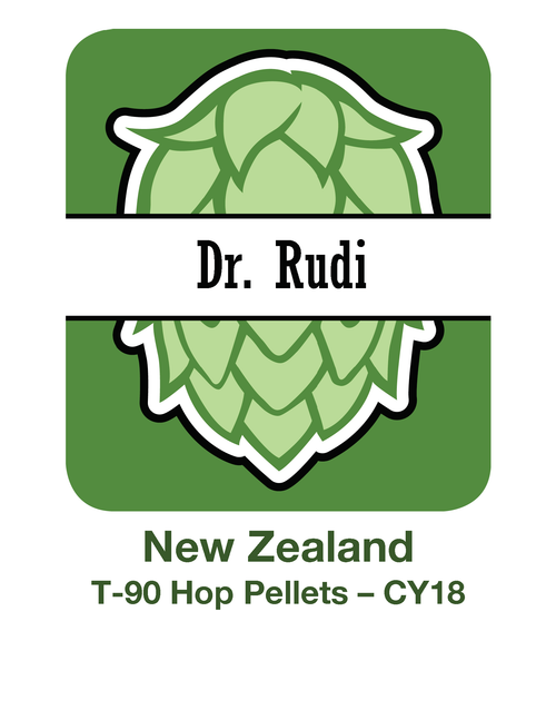 CY18 NZ Dr Rudi T-90 Pellets