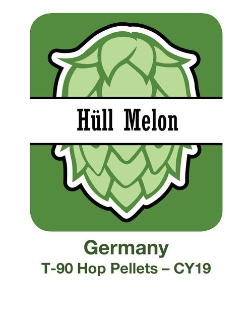 CY19 Huell Melon GR T-90 Pellets