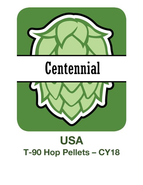 CY18 Centennial T-90 Pellets