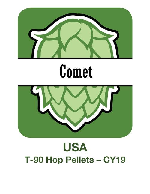 CY19 Comet T-90 Pellets