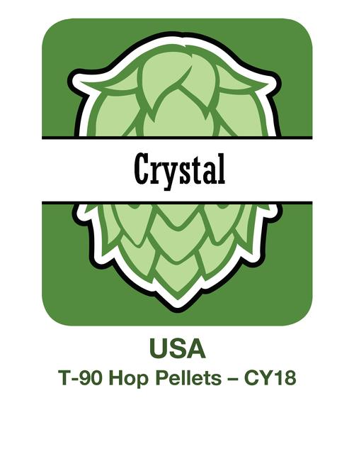 CY18 Crystal T-90 Pellets