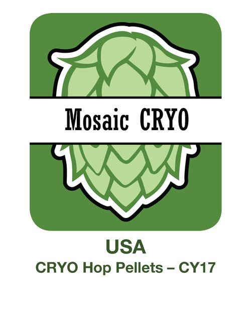CY17 MOSAIC CRYO T45 PELLETS