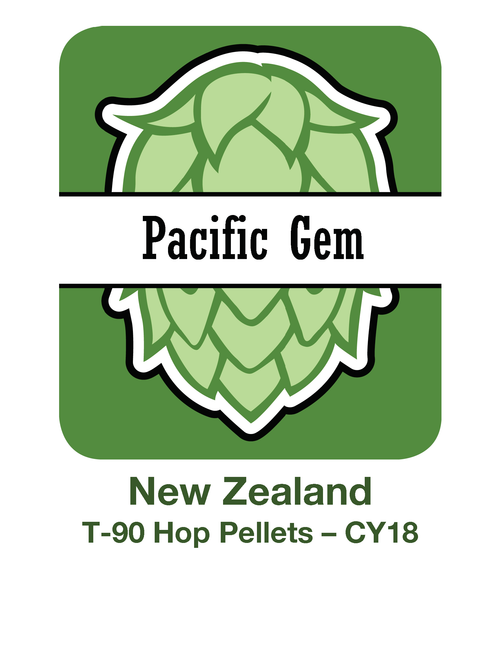 CY18 NZ Pacific Gem T-90 Pellets