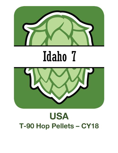 CY18 Idaho 7 T-90 Pellets