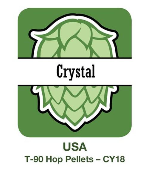 CY18 Crystal T-90 Pellets 4x11lb/5kg (44lb/20kg) Box