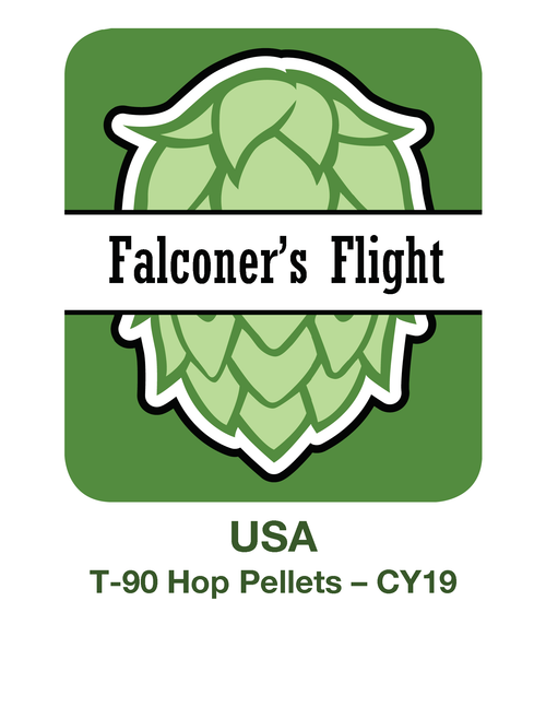 2019 Falconers Flight T-90 Pellets 4x11lb/5kg (44lb/20kg) Box