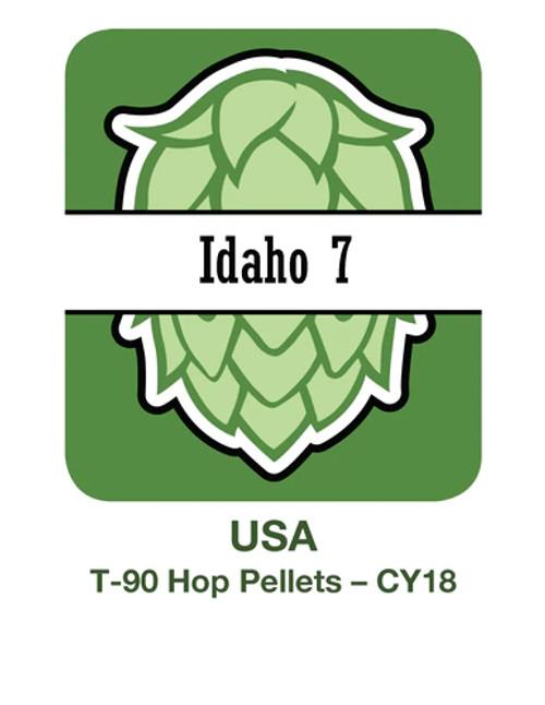 CY18 Idaho 7 T-90 Pellets 4x11lb/5kg (44lb/20kg) Box