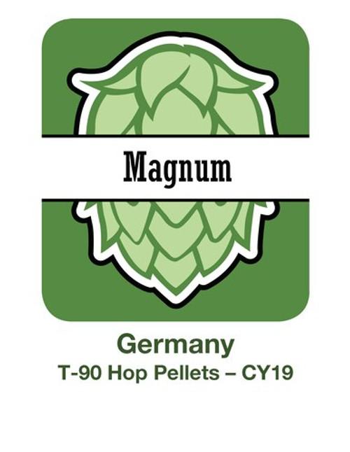 2019 Magnum T-90 Pellets 4x11lb/5kg (44lb/20kg) Box