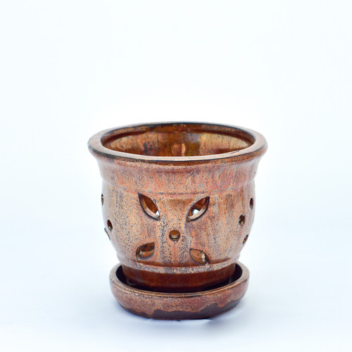 """5"""" Orchid Pottery"""