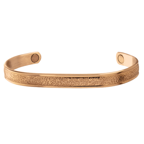 Sabona Pebbled Copper Magnetic Wristband
