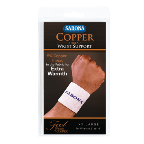 Sabona Copper Thread Wrist Support