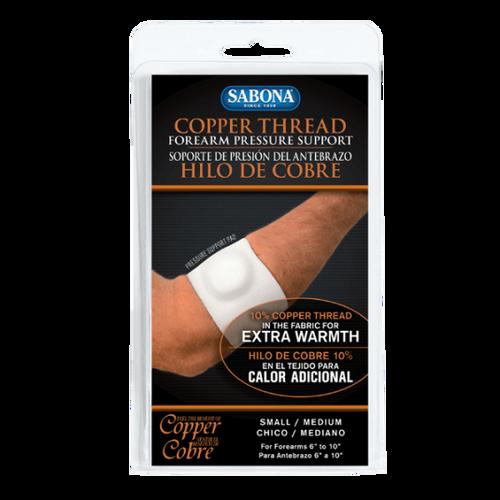 Sabona Copper Thread Forearm Pressure Support