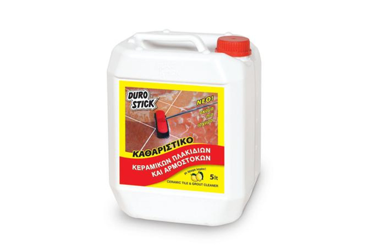 ACIDIC TILE CLEANER FOR BUILDING RESIDUES