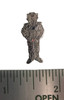 Doctor Who UK Imported Lapel Pin - CYBERMAN (Classic Series Body)