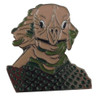 Doctor Who UK Imported Lapel Pin - SEA DEVIL
