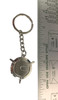 Doctor Who: New Series CYBUS INDUSTRIES Logo - UK Imported Metal Keyring Keychain
