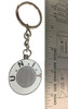 Doctor Who: U.N.I.T. Logo - UK Imported Metal Keyring Keychain