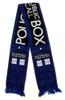 Doctor Who: TARDIS 6' Heavy Scarf - Police Public Call Box Design