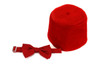 Doctor Who: 11th Doctor (Matt Smith) Bow Tie and Fez Kit (One Size fits many)