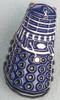 Doctor Who UK Imported Lapel Pin - BLUE DALEK
