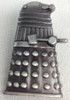 Doctor Who UK Imported Lapel Pin - Pewter Style DALEK