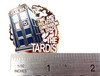 Doctor Who Danbury Mint Imported UK Exclusive TARDIS Lapel Pin